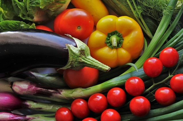 栄養満点な野菜